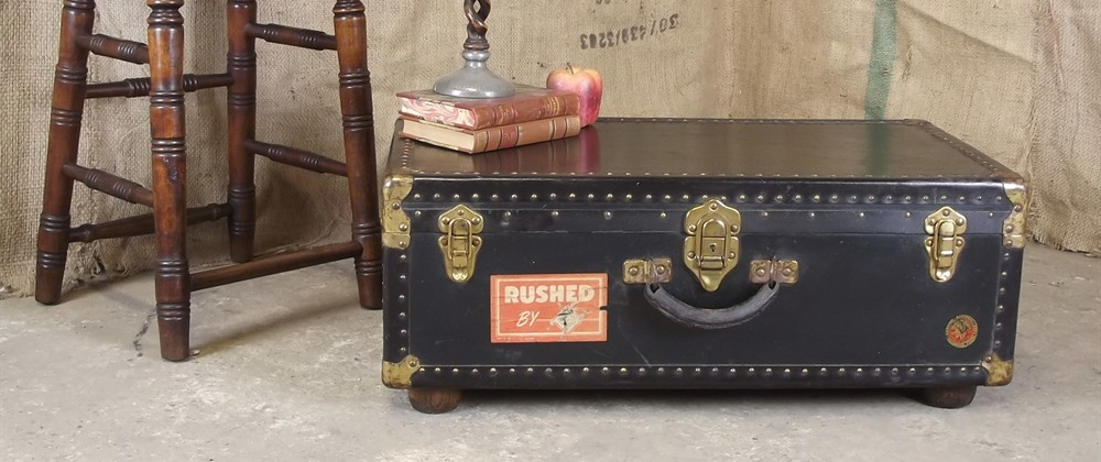 Luggage Trunks & Boxes