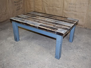 Reclaimed Industrial Coffee Table